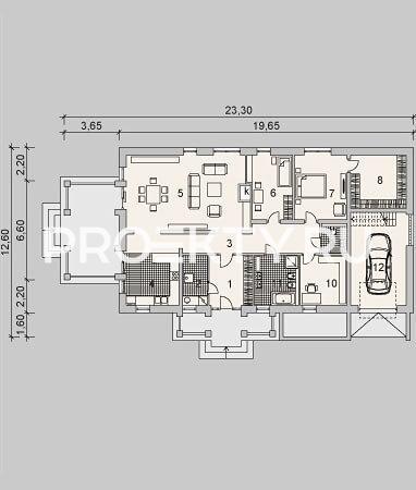 План проекта LK&989