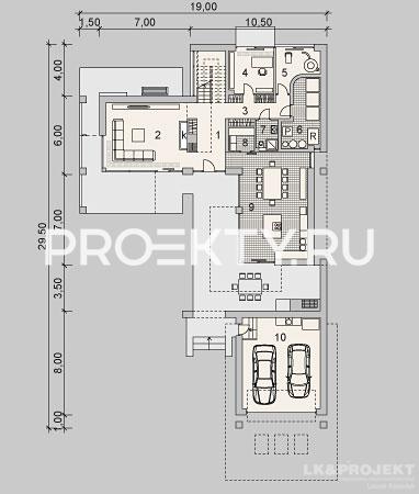 План проекта LK&1079