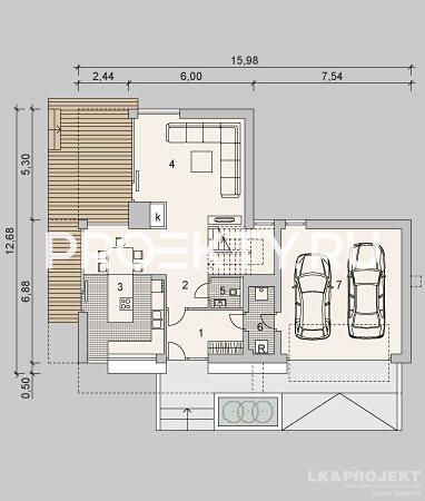 План проекта LK&935