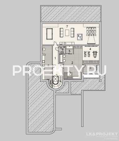 План проекта LK&1075