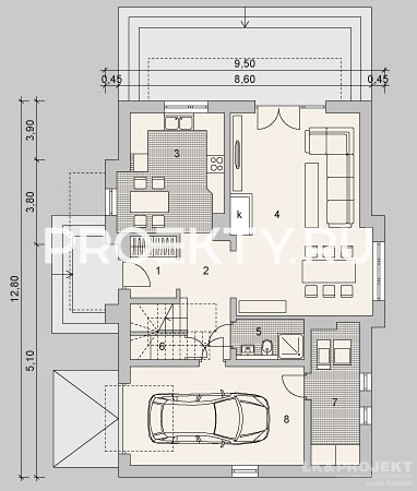 План проекта LK&1098