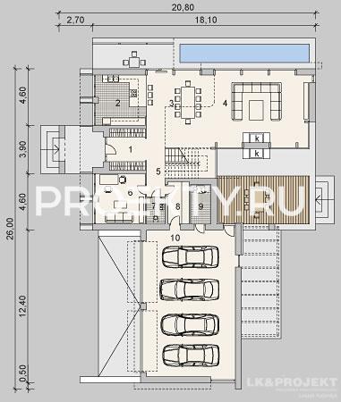 План проекта LK&1121