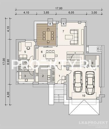 План проекта LK&1131