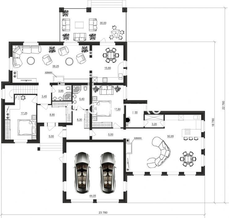 План проекта 83-15