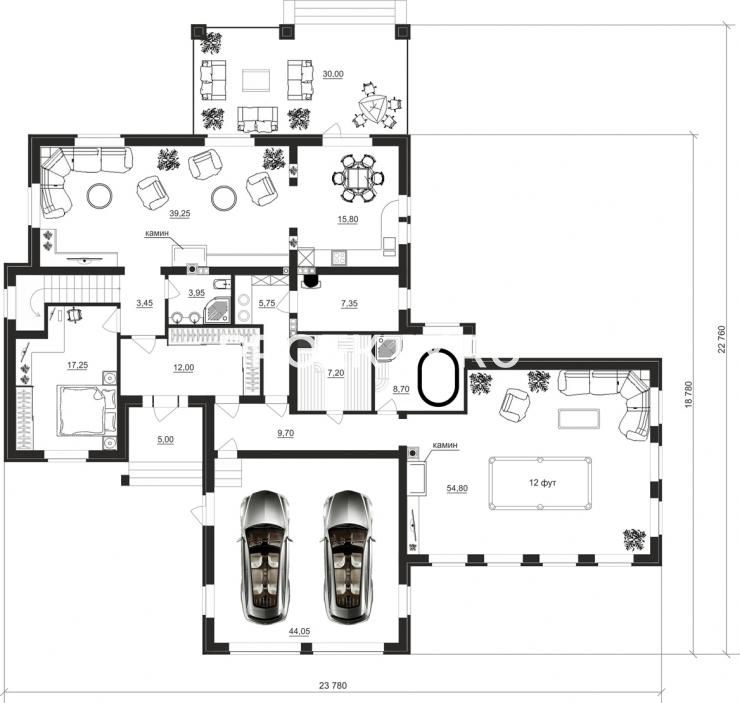 План проекта 83-23