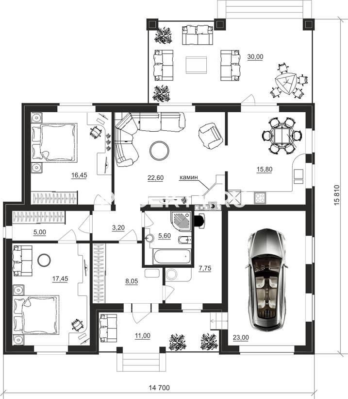 План проекта 83-32