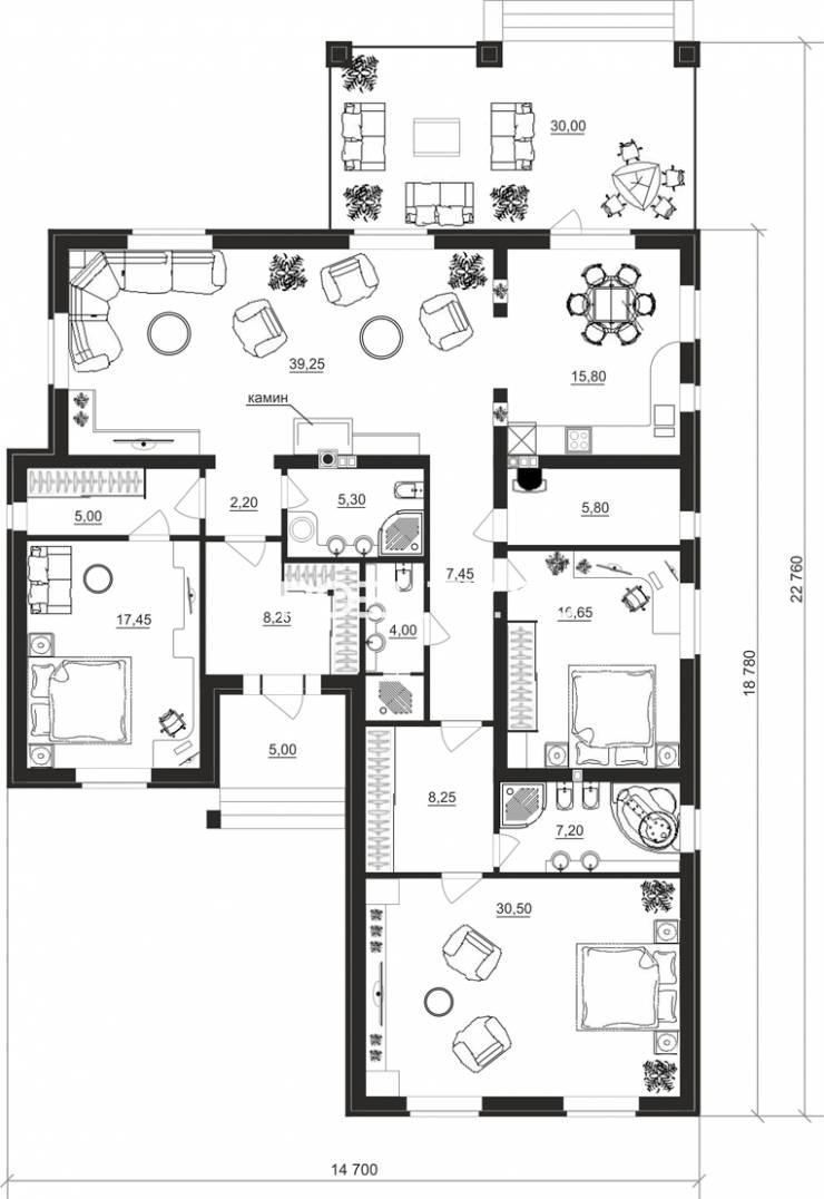 План проекта 83-40