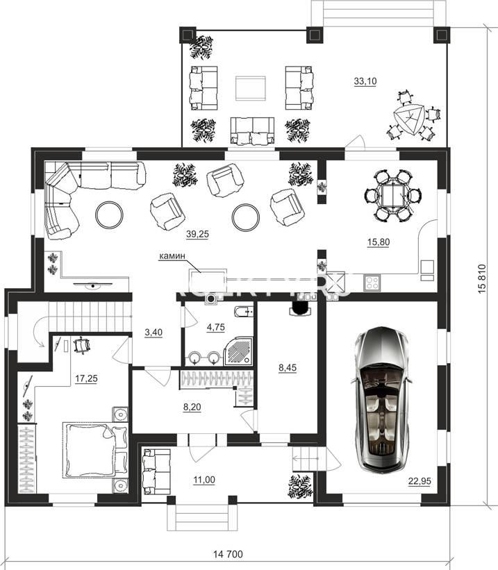 План проекта 83-51