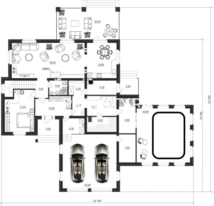 План проекта 83-63