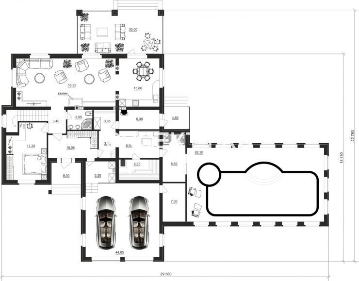 План проекта 83-64
