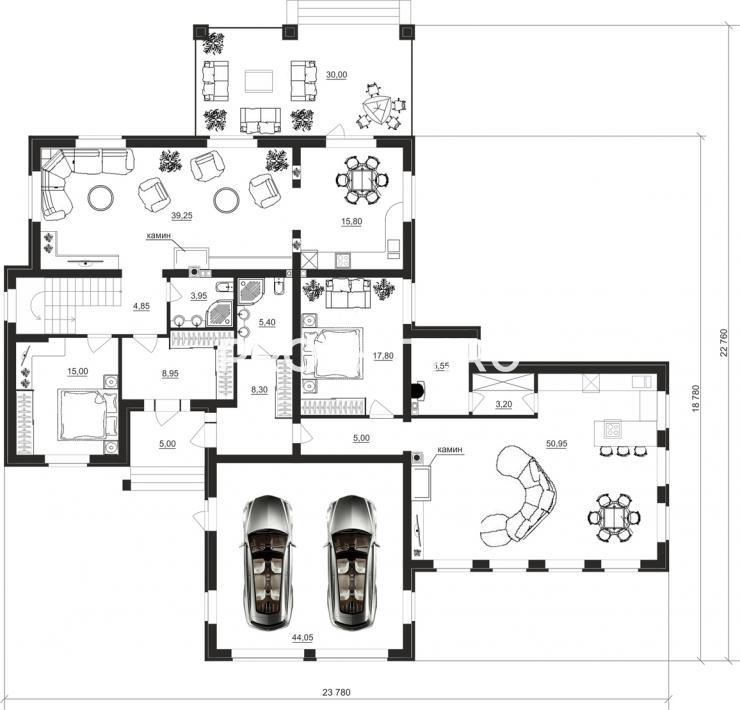 План проекта 83-65