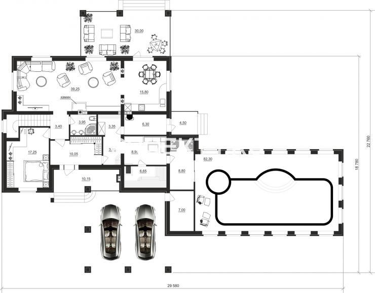 План проекта 83-68