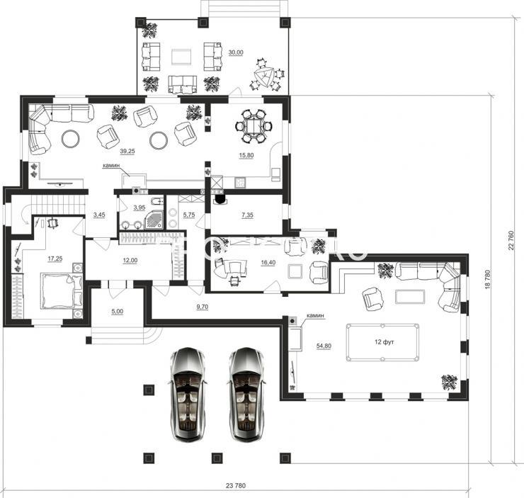 План проекта 83-75