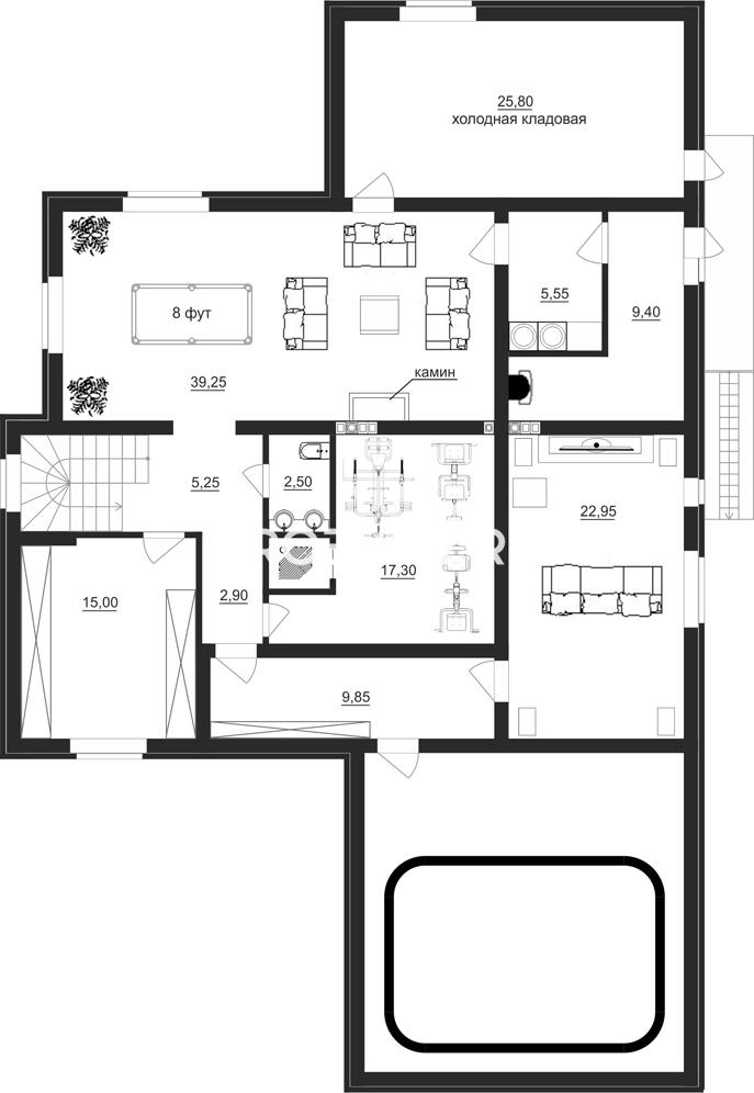 План проекта 84-20