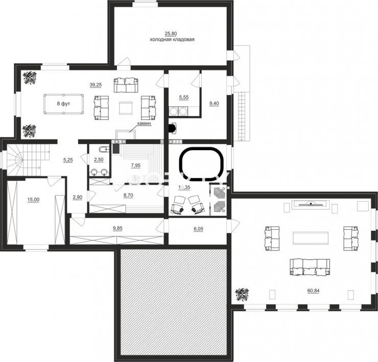 План проекта 84-38