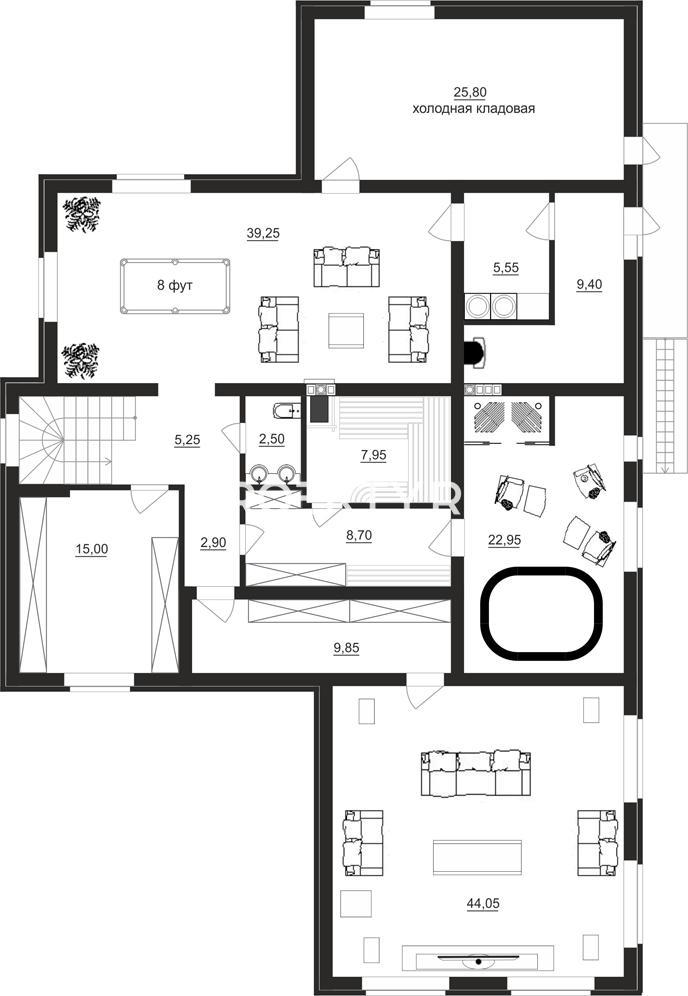 План проекта 84-40