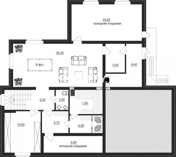 План проекта 84-52