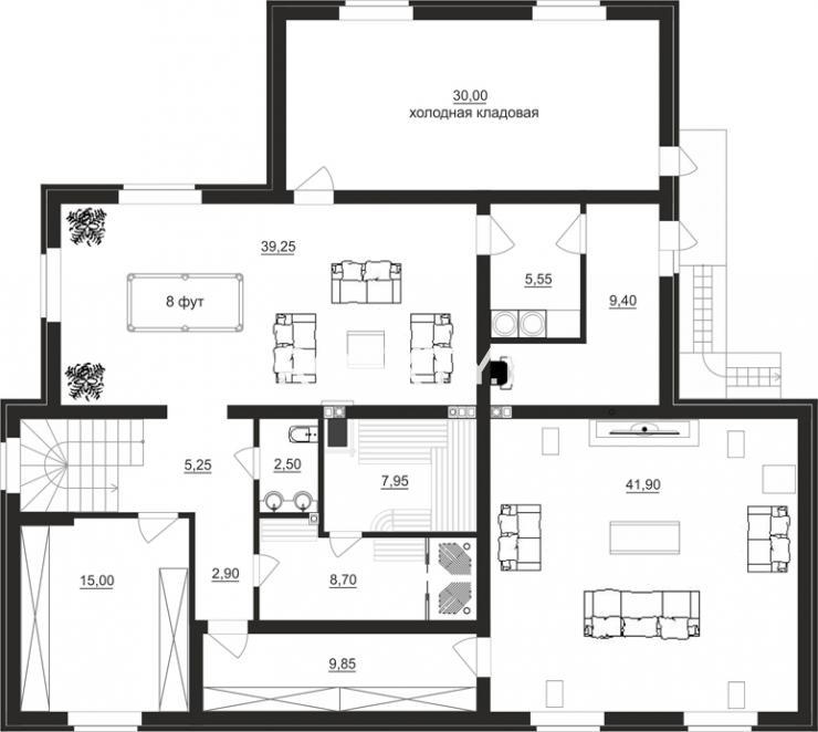 План проекта 84-54