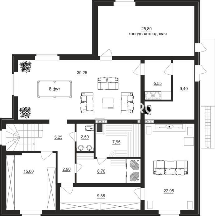 План проекта 84-58