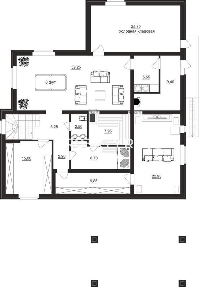 План проекта 84-60