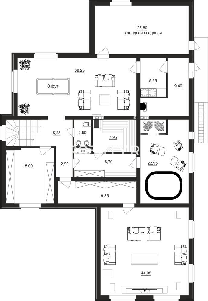 План проекта 84-61