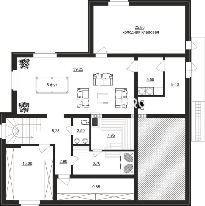 План проекта 84-62