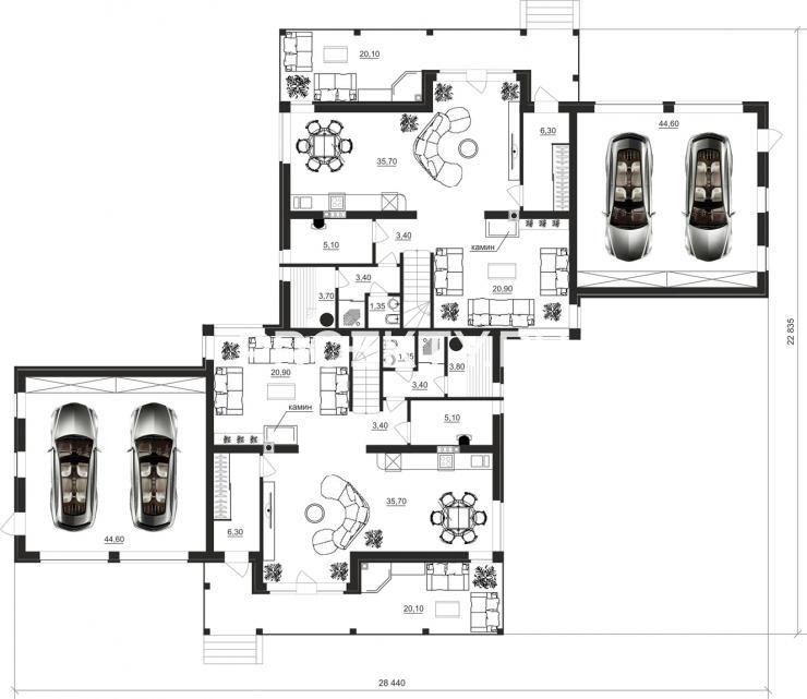 План проекта 85-00
