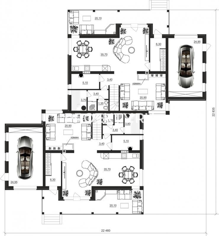 План проекта 85-01
