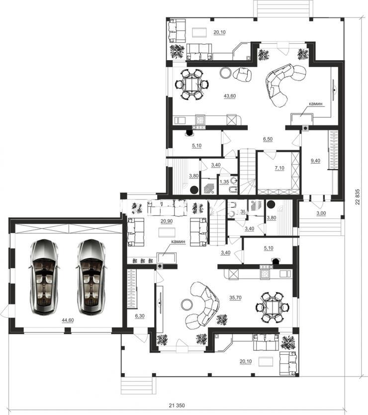 План проекта 85-36