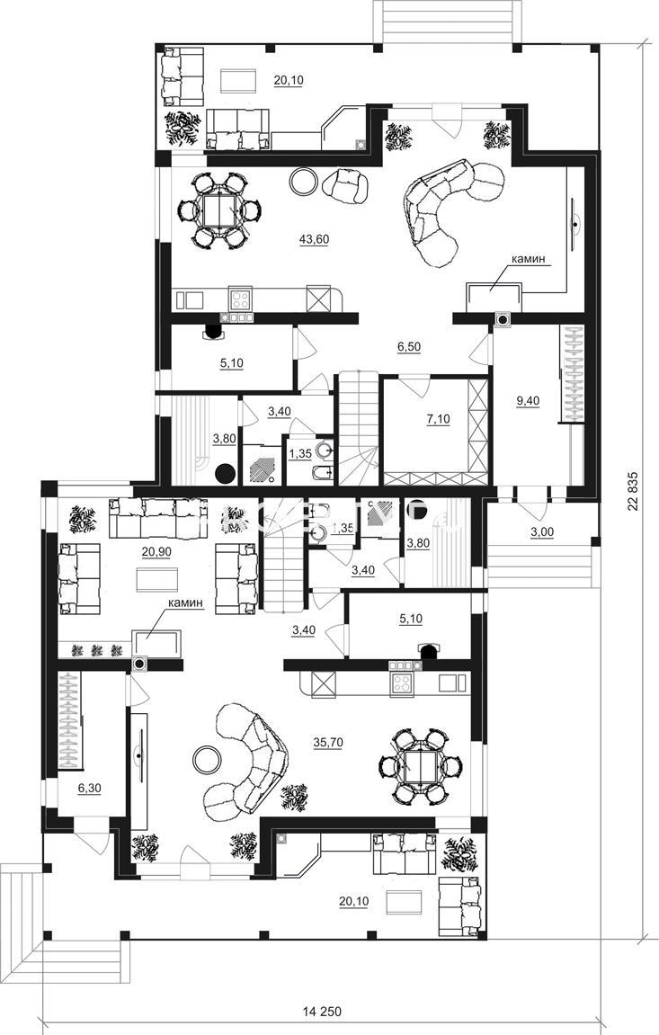 План проекта 86-04