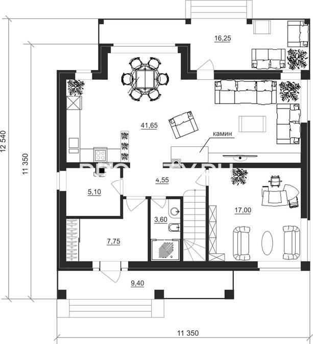 План проекта 87-14
