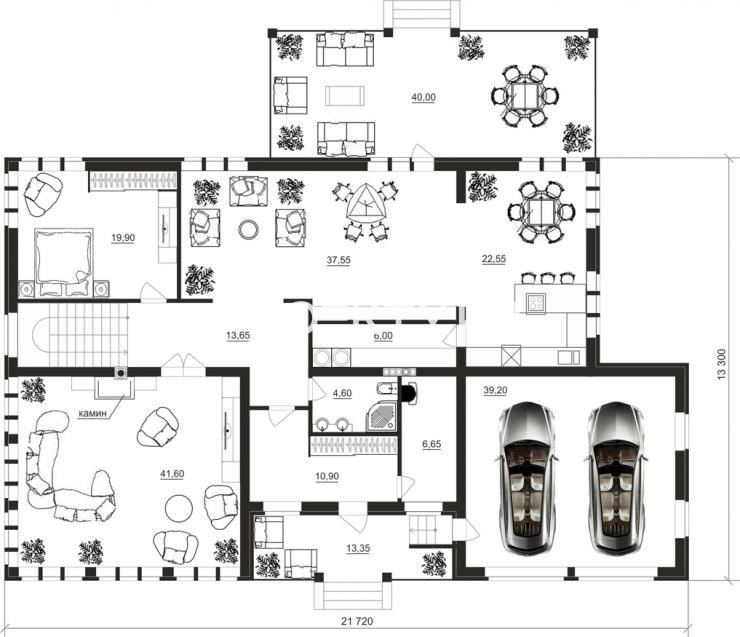 План проекта 87-41