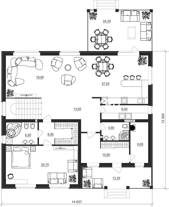 План проекта 87-55
