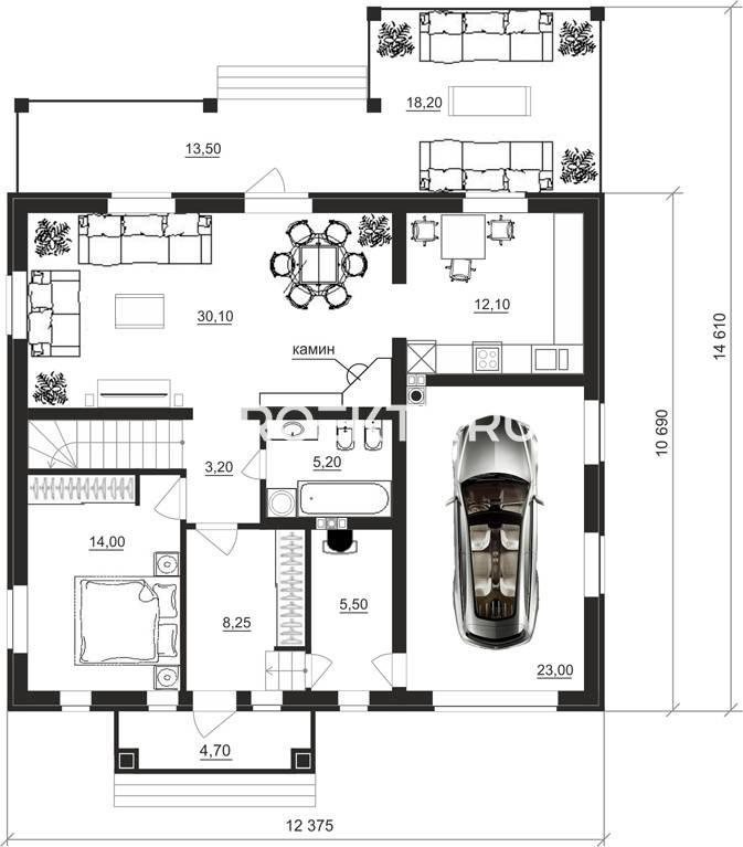 План проекта 87-62