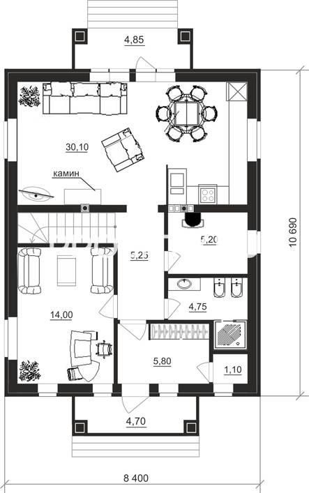 План проекта 87-94