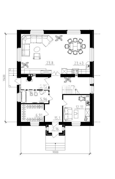 План проекта 88-00