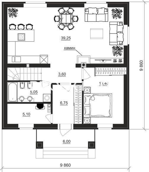 План проекта 88-03