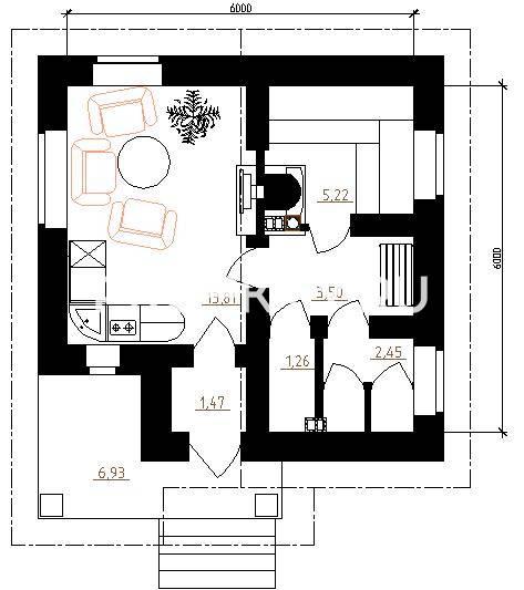 План проекта 88-08