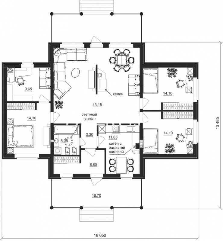 План проекта 88-14