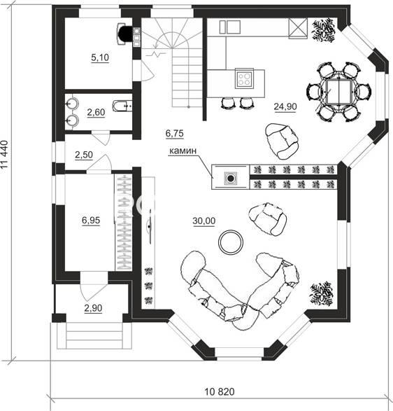 План проекта 88-19