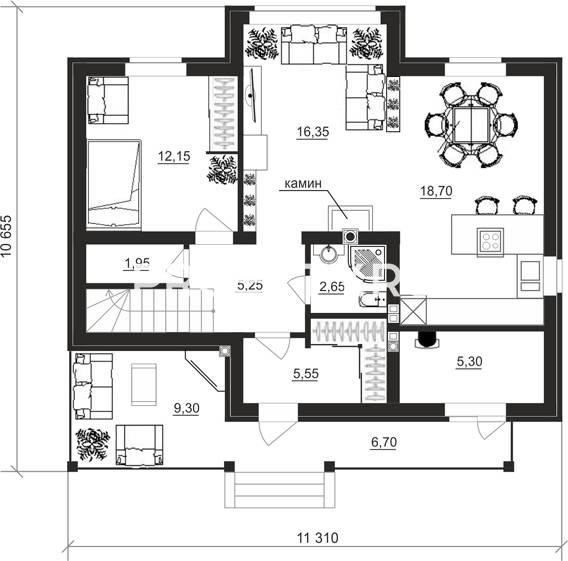 План проекта 88-34