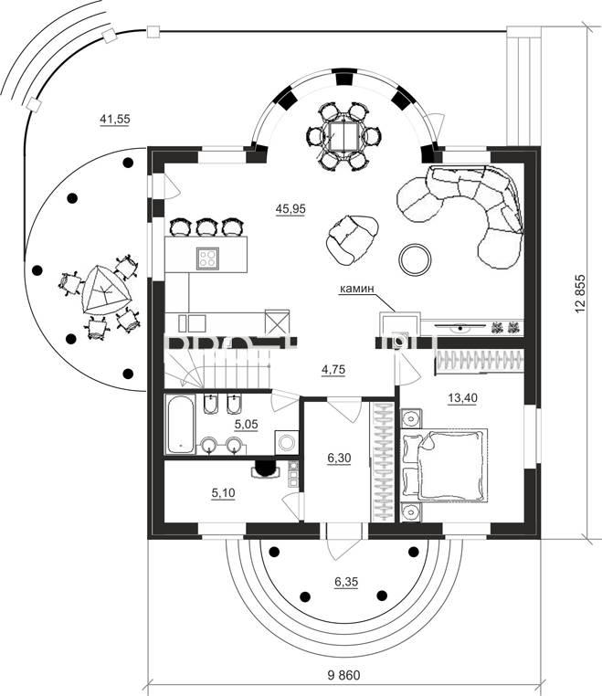 План проекта 88-36