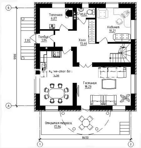 План проекта 88-40