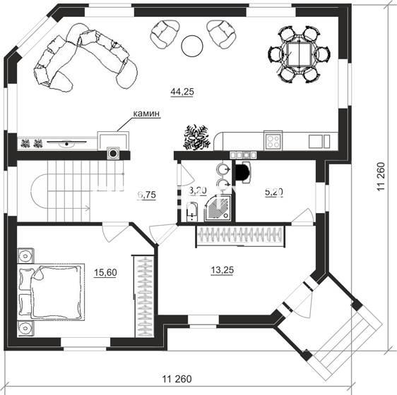 План проекта 88-41