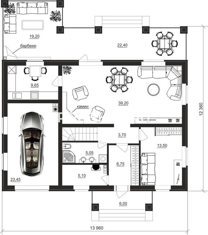 План проекта 88-73