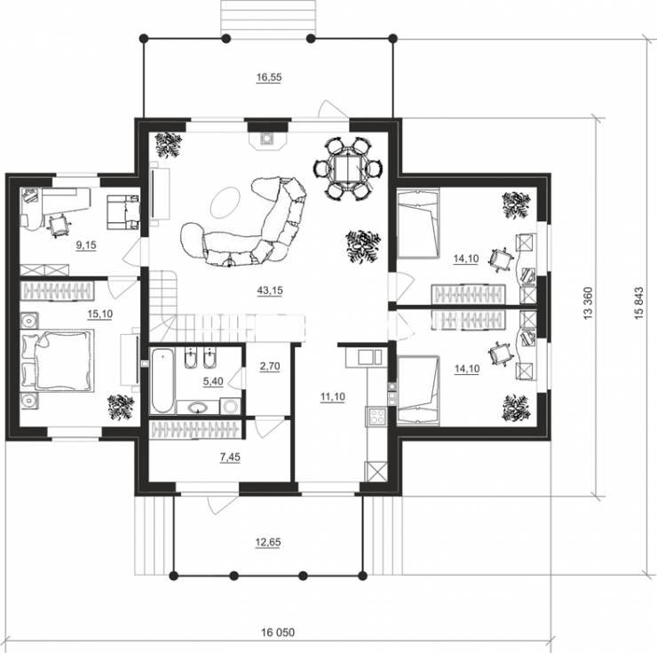 План проекта 88-74