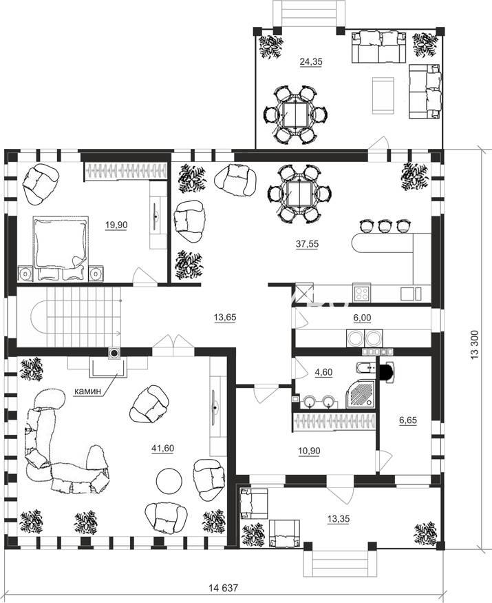План проекта 88-96