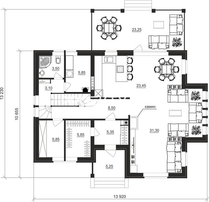План проекта 89-30