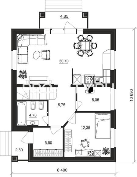 План проекта 89-45