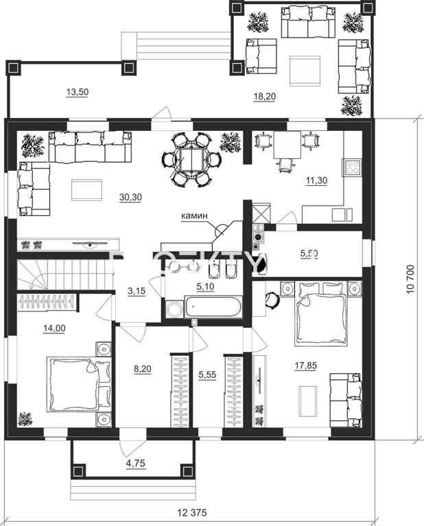 План проекта 89-74